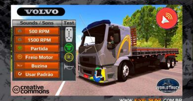 Sons World Truck Driving – Volvo VM – Som Qualificado para Volvo VM